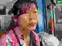 Bé gái 2 tuổi đau đớn vì ung thư máu