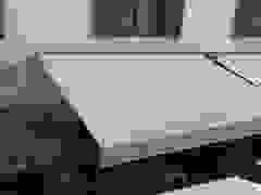 Nước ngập trên đường phố Thổ Nhĩ Kỳ sau động đất 7 độ