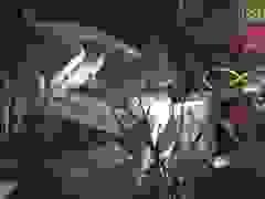 """""""Cắt"""" rừng truy bắt nhóm đối tượng mang 30 bánh heroin bỏ trốn"""