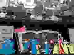 Học sinh THPT Việt Đức nhảy hiện đại trong trang phục áo tứ thân