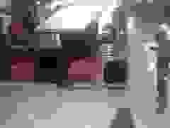 Clip nghi phạm tưới xăng lên người để cướp tiền ngân hàng
