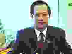 Bộ trưởng Đào Ngọc Dung phát biểu khai mạc