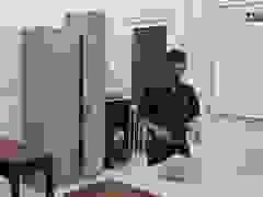 Thiếu tá biên phòng 16 năm dạy học cho học sinh nghèo