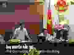 Phó cục trưởng Cục An toàn lao động phát biểu tại Bạc Liêu