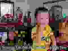 Bạn đọc Dân trí giúp đỡ 2 cháu bé bơ vơ ngày mẹ mất hơn 180 triệu đồng