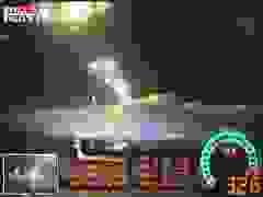 Nổ lốp ở tốc độ hơn 320km/h, tài xế xử lý bình tĩnh để không bị lật xe