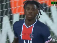 PSG bị Bordeaux cầm hòa trên sân nhà vòng 12 Ligue 1