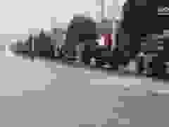 Nha Trang ngập lụt, phong tỏa trên đường 23 tháng 10