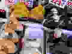 Thưởng thức món cơm nắm ở khu chợ cá sầm uất nhất Nhật Bản