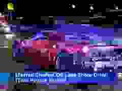 Thuê siêu xe Ferrari, thanh niên 22 tuổi ôm cua làm xe lật úp rồi bốc cháy