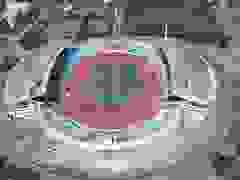 Cận cảnh đại tu Sân vận động Mỹ Đình sau 17 năm, chào đón SEA Games 31