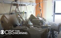 Bệnh viện Italia quá tải vì bệnh nhân mắc Covid-19