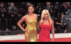 Irina Shayk và Donatella Versace cùng dự LHP Cannes