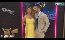 Ryan Reynolds & Blake Lively đẹp đôi trên thảm đỏ