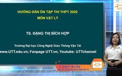Ôn tập môn Vật lý thi tốt nghiệp THPT năm 2020: Con lắc đơn trong điện trường