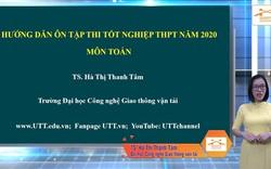 Ôn tập Toán thi tốt nghiệp THPT 2020: Sự tương giao của các đồ thị