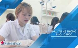 Trường Cao Đẳng Y Khoa Phạm Ngọc Thạch miễn giảm 100% học phí năm học 2020