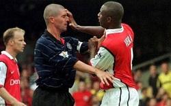 Roy Keane - Patrick Vieira choảng nhau trên sân ở mùa 1999/2000