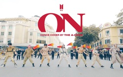 """Nhóm nhảy Việt cover """"On"""" của BTS hút triệu view, fan quốc tế khen nức nở"""