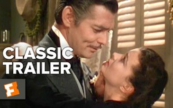 """Trailler phim """"Gone with the Wind"""" (Cuốn theo chiều gió - 1939)"""