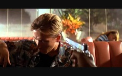 """8. """"Pulp Fiction"""" (1994): Cảnh kết phim diễn ra trong một nhà hàng"""