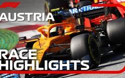 Những tình huống đáng chú ý trong chặng Austrian GP 2020