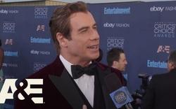 John Travolta trả lời phỏng vấn