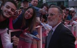 Tom Hanks được fans chào đón