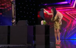 Trích đoạn cô Susan Sykes biểu diễn tại chương trình Supertalent 2019. Nguồn: Supertalent