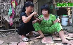 Rớt nước mắt cảnh bé gái bị bệnh không tiền chữa trị