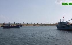 """Phú Yên: Lạch biển bị bồi lấp vì chính quyền chưa """"mạnh tay"""" xử lý tình trạ"""