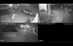 Trích xuất camera nhà dân bị nhóm thanh niên mang hung khí xông vào nhà dân