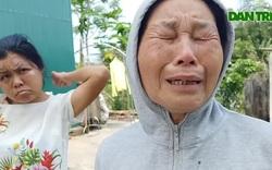 Video: Người chị gào khóc nức nở trước tình cảnh hiểm nghèo của hai em