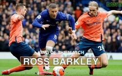 Thống kê trận Chelsea đại thắng 4-0 trước Everton