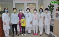Ca ghép tế bào gốc của Trường thành công