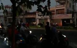 Nhóm thanh niên đua xe trái phép lúc rạng sáng