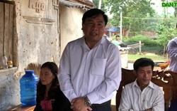 Ông Hoàng Danh Truyền, Phó chủ tịch huyện Yên Thành gửi lời cám ơn sâu sắc