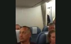 Ẩu đả giữa hành khách và tiếp viên trên chuyến bay