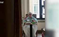 Cụ bà 90 tuổi đánh bại virus corona