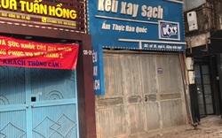 Tránh dịch Covid-19, hàng quán Hà Nội đồng loạt đóng cửa