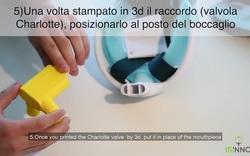 Kỹ sư Ý biến mặt nạ lặn thành mặt nạ dưỡng khí phục vụ chống dịch Covid-19