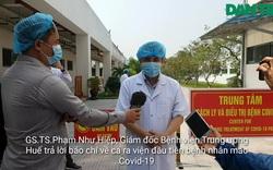 GS.TS. Phạm Như Hiệp, Giám đốc Bệnh viện Trung ương Huế
