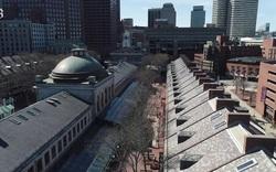 """Cảnh quay flycam """"ám ảnh"""" về các đô thị lớn của thế giới sau lệnh phong tỏa"""