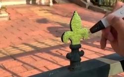 Ngỡ ngàng với khả năng đáng kinh ngạc của cây viết in 3D