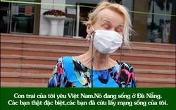 Lời cảm ơn nghẹn ngào của bệnh nhân Covid-19 người Anh ngày ra viện