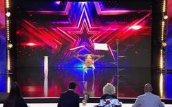 Cô gái xinh đẹp trình diễn ấn tượng tại chương trình tìm kiếm tài n