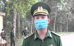 Những chiến sĩ quân hàm xanh vất vả nơi tuyến đầu chống dịch Covid - 19