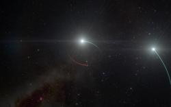 Tìm thấy lỗ đen gần nhất với Trái đất