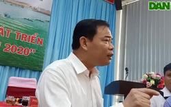Bộ trưởng NN&PTNT nói về ngành tôm.