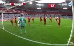 Đánh bại Frankfurt, Bayern Munich tiếp tục giữ vững ngôi đầu bảng